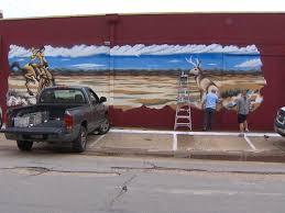 Deep Ellum Dallas Murals by On The Road Deep Ellum Artist Frank Campagna Cbs Dallas Fort