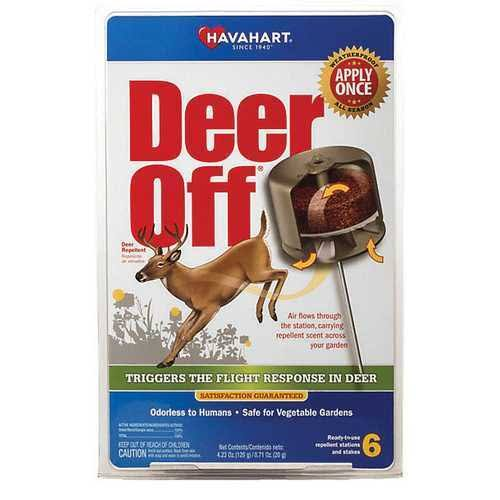 Havahart Deer Off Deer Repellent