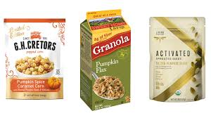 Pumpkin Flaxseed Granola Nutrition Info by Sorry Pumpkin Spice Latte You U0027re Not The Only Way To Indulge