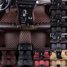 100 Custom Floor Mats For Trucks Toyota Highlander Car Luxury Liner Auto