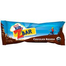 Clif Bar Kids Organic ZBar Chocolate Brownie