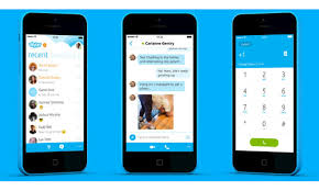 Skype for iPhone Google Chrome updated with iOS 8 enhancements