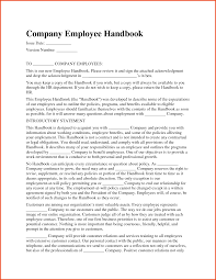 Employee Guidelines Template 1