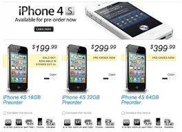 Sprint iPhone 4S is Unlocked Verizon Will Unlock After 60 Days