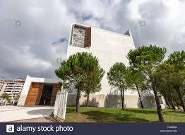 100 Rafael Moneo Exterior Of The Iesu Church Iglesia De Iesu