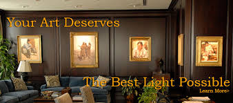 the best lighting fixtures for picture lights