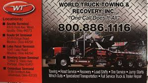 100 Tow Truck Columbus Ohio A1 World Ing Medina OH On Down