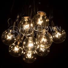 Lights Strings Light Bulbs
