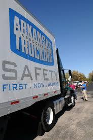 100 Trucking Safety Road Team Teaches Safety Around Big Rigs