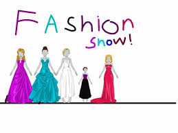 Free Fashion Show Clip Art 27