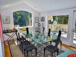 Contemporary Formal Dining Room