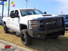 2017 Chevy Silverado 2500HD LT 4X4 Truck For Sale Ada OK - HF180281