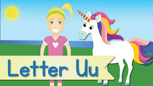 The Letter U Song Learn The Alphabet YouTube