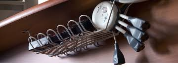 Cpu Holder Under Desk Mount Small by Under Desk Cable Management Techdek Products Home Of Cable Corral