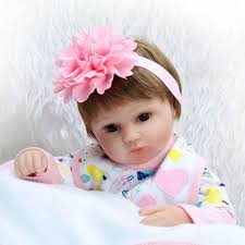 Amazoncom Justtoyou Soft Silicone Reborn Baby Doll Silicone Baby