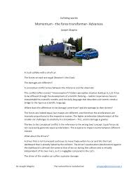 100 Indeed Truck Driver PDF Momentumthe Force TransformerAdvances