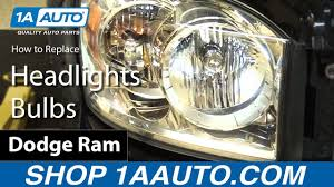 How To Install Replace Headlights Bulbs 2006-08 Dodge Ram - YouTube Used Parts 2003 Dodge Ram 1500 Quad Cab 4x4 47l V8 45rfe Auto 2001 2500 Mirrors Lovely Exterior For Dodge Pickup Wwwtopsimagescom 1998 Ram Front Axle For Sale 5502 Used Cummins Ism Parts 1704 Diehl Of Salem Chrysler Jeep New Cars Ohio Chevrolet Truck 1990 Cool Laura Gmc Lifted Trucks Awesome Waco Tx Best Resource 3500 Salvage Motorviewco