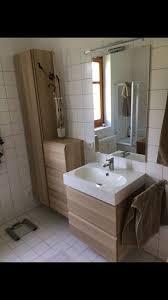 badezimmermöbel ikea godmorgon eiche weiß in 4631 krenglbach