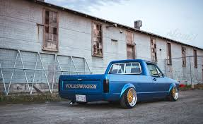 100 Hauling Jobs For Pickup Trucks Built To Drive The Dub Dynasty 1981 VW Caddy Slamd Mag