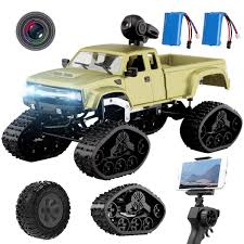 100 4wd Truck Amazoncom Remoking RC Hobby Toys Military OffRoad Sport