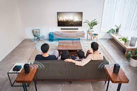 sony bringt starken surround sound in jedes wohnzimmer