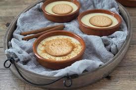 natillas de vainilla blitzschneller spanischer pudding
