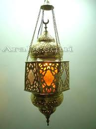 Plug In Swag Lamps Ebay by Br15 Islamic Egyptian Antique Style Handmade Brass Hanging Lamp