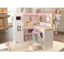 Kidkraft Grand Gourmet Corner Kitchen Play Set by Kids Play Kitchen Sets And Kids Kitchens