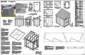 pent garden sheds 8 x 6 4 x 8 slant roof shed plans garage