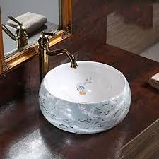 aoshe bad keramik waschbecken keramik container badezimmer