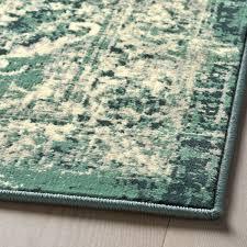 vonsbäk teppich kurzflor grün 200x300 cm ikea schweiz
