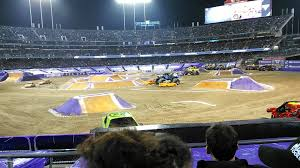 100 Monster Truck Show Oakland Ca Jam 2016 Ca YouTube
