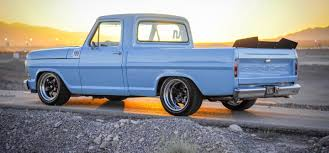 100 Blue Oval Truck Parts LS Powered 1969 Ford F100 The Gets An LS Heart
