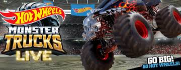 Hot Wheels™ Monster Trucks Live Inaugural Tour To Bring Two Shows To ...