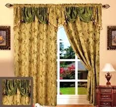 Priscilla Curtains With Attached Valance by Sheer Priscilla Curtains Attached Valance Creative Of With And