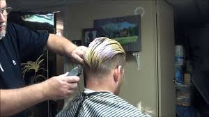 Barber Shop Hair Design Ideas by Michael Pitt Hair Style Cut