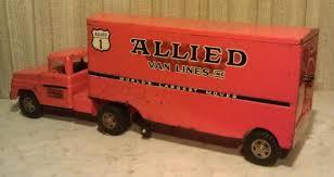 100 Tonka Truck Parts Original Semi Allied Van Lines