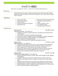 100 Truck Driver Resume Examples 023 Sample Cute With Delivery S Of Lorry