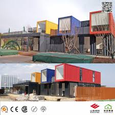 100 Average Cost Of Shipping Container Homes Hot Item Customized Steel Construction Luxury Modern Design House With ISO