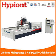 5 axis waterjet machine supplier for metal ceramic tile