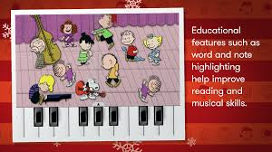 Charlie Brown Christmas Tree Amazon by A Charlie Brown Christmas Peanuts Read And Play Android Apps