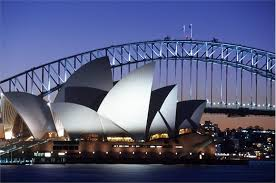 the sydney opera house in new south wales australia by