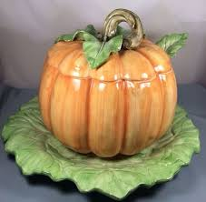 Pumpkin Soup Tureen And Bowls by 111 Best Fitz And Floyd Images On Pinterest Dishes Bunnies And