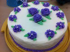 Wilton Decorator Preferred Fondant Gluten Free by My Wilton Course 1 Final Cake Decorated Cakes Pinterest