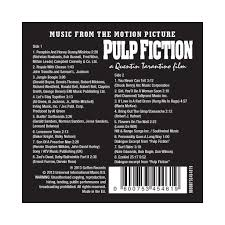Pulp Fiction Pumpkin And Honey Bunny Misirlou by Various Artists Pulp Fiction Music From The Motion Picture