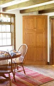 Free Standing Corner Pantry Cabinet by Custom Pantry Cabinetry Kitchen Pantry Pantry Cabinets