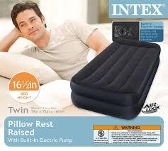 Intex Kidz Travel Bed by Intex Twin 16 5