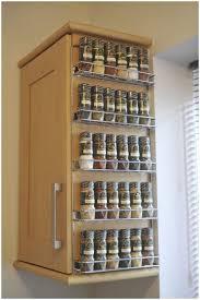 Best 25 Spice Racks Ideas On Pinterest Kitchen Storage With Regard To Cabinet 10