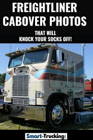 Freightliner Cabover Photo Collection That Will Knock Your Socks Off!