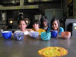 Puyallup Glass Pumpkin Patch by Hilltop Artists